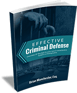 effective criminal defense