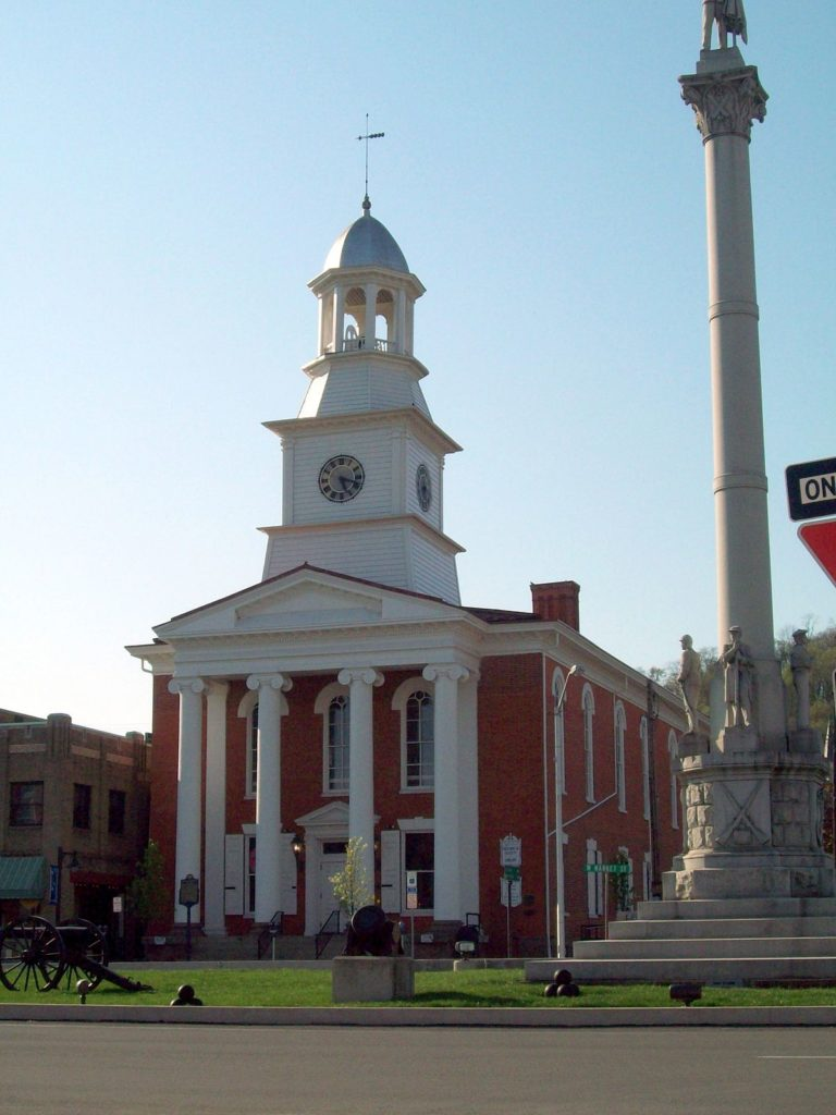 Mifflin County Courthouse