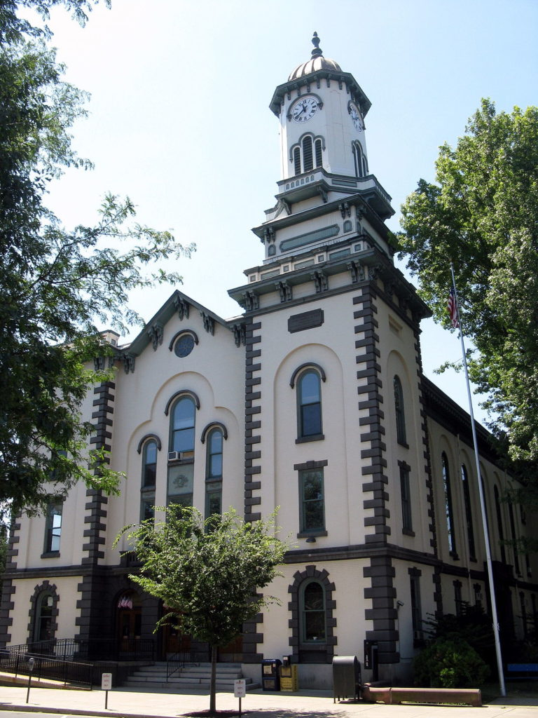 Northumberland County Courthouse