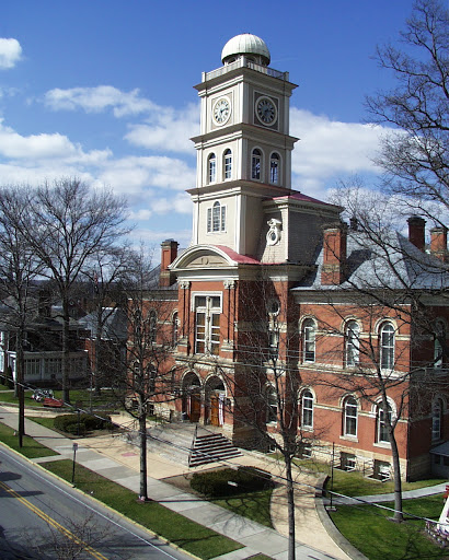 Huntingdon County Courthouse
