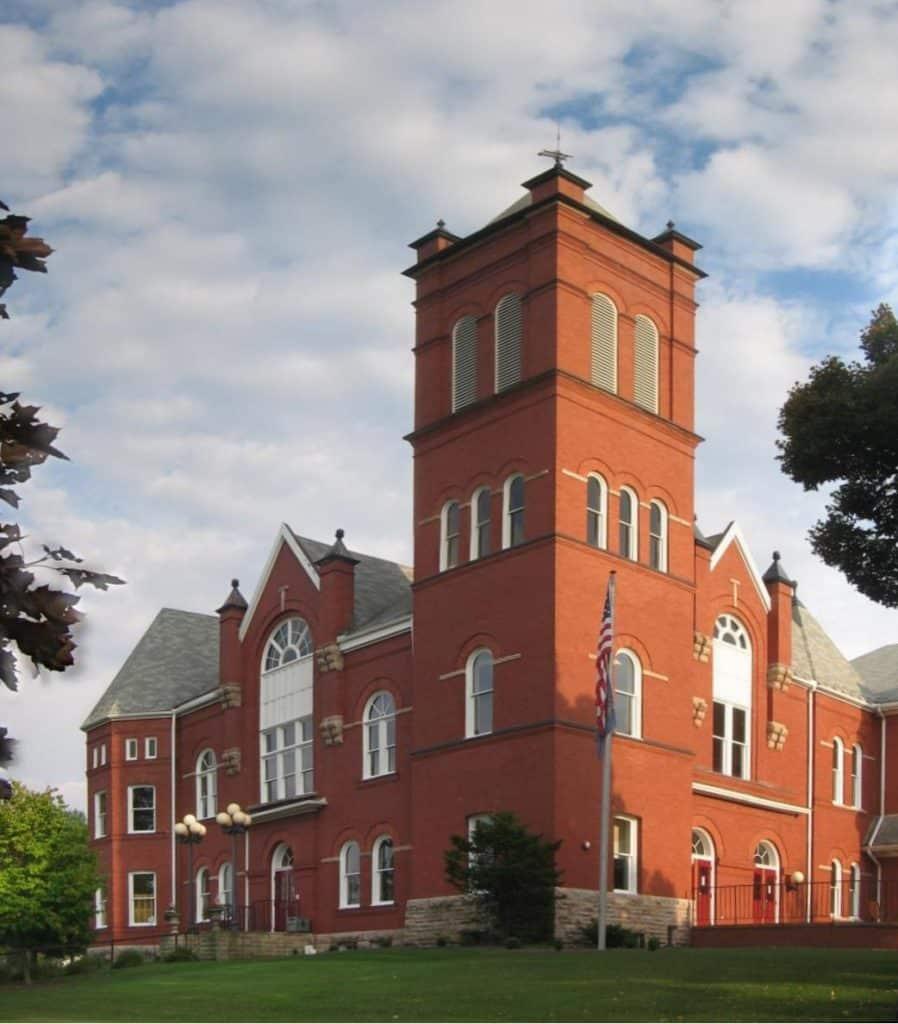 Sullivan County Courthouse